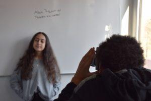 Workshop Medien – Besuch eines Photographen
