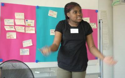 Workshop Wissenschaft – Besuch einer Historikerin