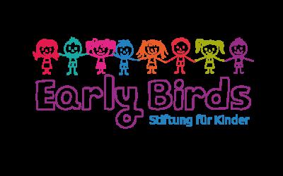 Förderung der Early Birds Stiftung für Kinder