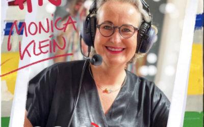 """Wie die Vision der Weekendschool Kinder begeistert: Monica Klein im Podcast von """"Code of Creativity"""""""